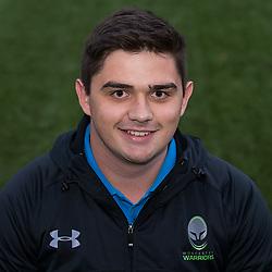 Josh Payne - Mandatory by-line: Robbie Stephenson/JMP - 17/10/2017 - RUGBY - Sixways Stadium - Worcester, England - Worcester Valkyries Headshots