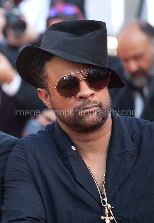 Shaggy at the Award Ceremony and The Man Who Killed Don Quixote at the The Man Who Killed Don Quixote gala screening at the 71st Cannes Film Festival, Saturday 19th May 2018, Cannes, France. Photo credit: Doreen Kennedy