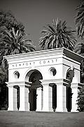 Newport Coast Monument