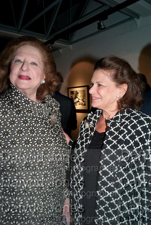 Princess Alexandra Romanoff; Eugenie Radiziwill;  , Benno Graziani: Memories Of Summer, Hamiltons Gallery. London. 16 September 2009.