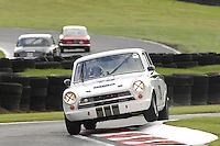 HSCC Gold Cup Oulton Park, Cheshire, United Kingdom.  28th-29th August 2011.  Race 11 HSCC ByBox Historic Touring Cars.  79 Mark Jones - Ford Lotus Cortina.  World Copyright: Peter Taylor/PSP. Copy of publication required for printed pictures. Every used picture is fee-liable.