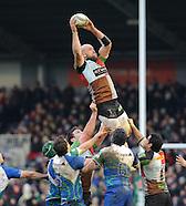 Harlequins v Connacht Rugby 120113