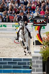 LILL Maximilian (GER), Checkers<br /> Hagen - Horses and Dreams meets the Royal Kingdom of Jordan 2018<br /> Grosser Preis der DKB Qualifikation DKB-Riders Tour<br /> 30 April 2018<br /> www.sportfotos-lafrentz.de/Stefan Lafrentz