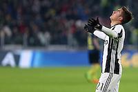 05.02.2017 - Torino - Serie A 2016/17 - 23a giornata  -  Juventus-Inter nella  foto: Paulo Dybala