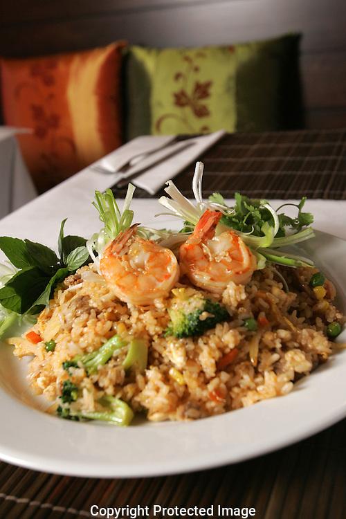 Nida's Thai on High St..Sriracha Fried Rice