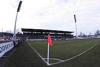 Jena , 250306 , Fussball Regionalliga FC Carl Zeiss Jena - Rot Weiss Essen  uebersicht Ernst Abbe Stadion