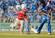 Pepsi IPL 2014 M22 - Mumbai Indians v Kings XI Punjab