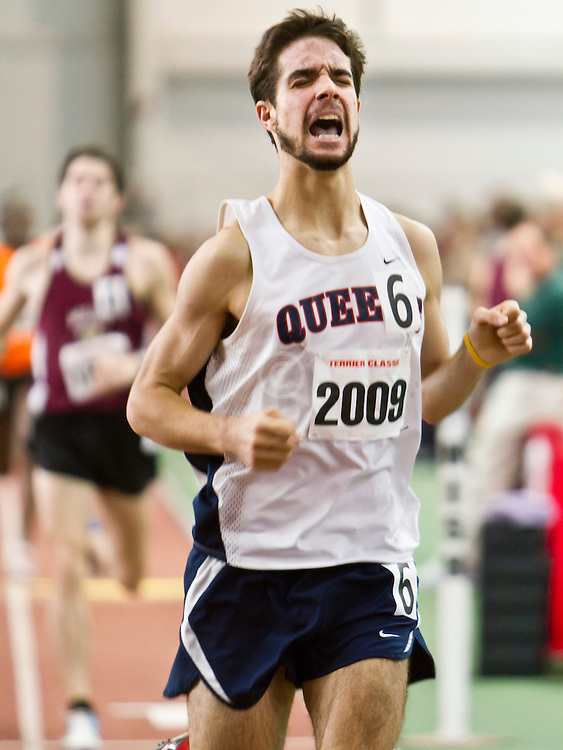 Boston University Terrier Classic Indoor Track Meet