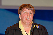 Helen Andrews, NUT, speaking at the TUC Conference 2010.