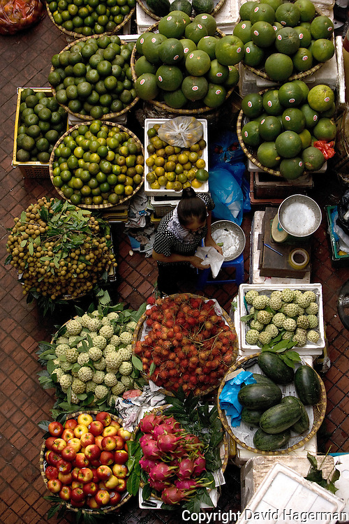 Hanoi Cooking School, street scenes and markets, Hanoi, Vietnam August, 2011