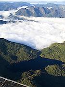 Sea Fog, British Columbia - Canada