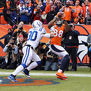 2014 Colts at Broncos AFC Divisional