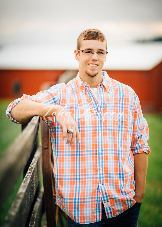 September 30, 2014.  <br /> Keegan Woolford Senior Portraits.  William Monroe High School Class of 2015.