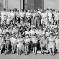 WAPC support groups 1st National Conference, Northern College July 1984...© Martin Jenkinson<br />