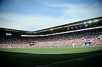 2016.06.05 Praga, Czechy <br /> Pilka Nozna Reprezentacja Mecz towarzyski<br /> Czechy - Korea Poludniowa<br /> N/z stadion Slavia Praga<br /> Foto Rafal Rusek / PressFocus<br /> <br /> 2016.06.05 Praha Czech Republic<br /> Football Friendly Game<br /> Czech Republic - Korea Republic<br /> stadion Slavia Praga<br /> Credit: Rafal Rusek / PressFocus