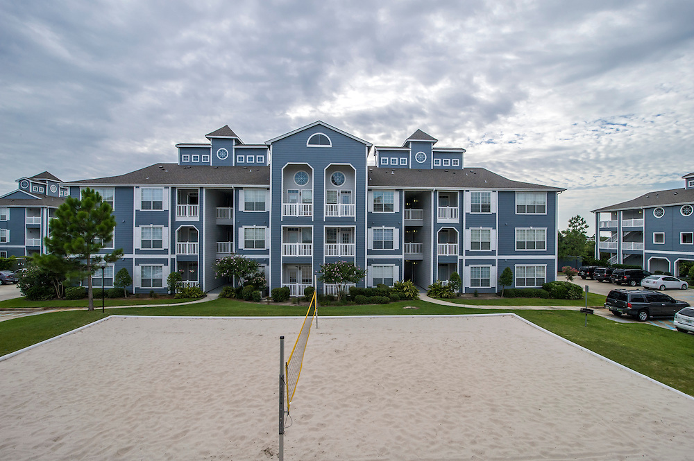 Photograph of the Villa du Lac Apartments, a Greystar community, in Slidell, LA.