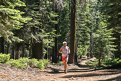 Ryan Sandes wins Western States 100 in 16:19:39 hours.