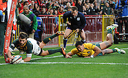 South Africa v Australia - Castle Lager Test rugby