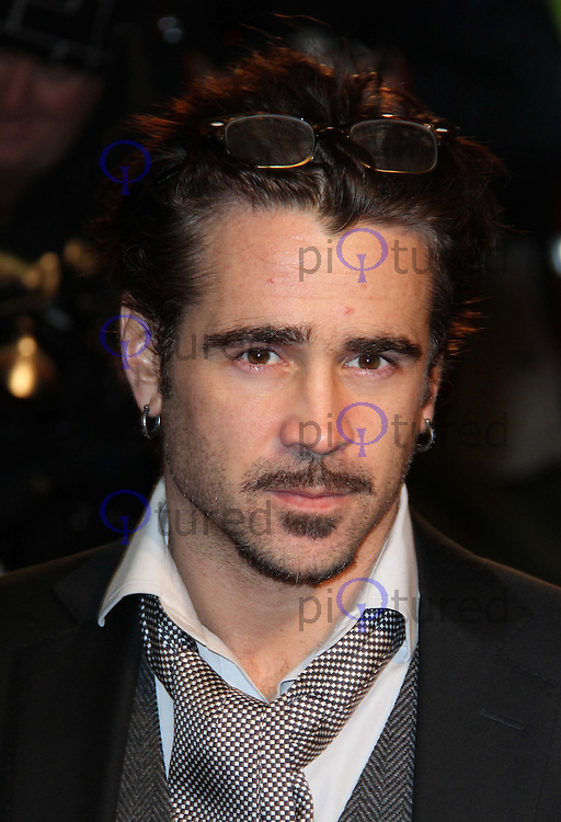 Colin Farrell The Way Back UK Premiere, Curzon Mayfair, London, UK, 08 December 2010:  Contact: Ian@Piqtured.com +44(0)791 626 2580 (Picture by Richard Goldschmidt)