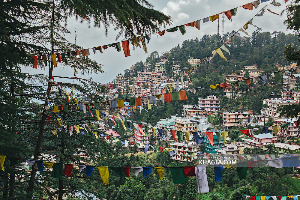 Situated in few miles above the town of Dharamshala, Mcleodganj is a the headquarter of the Tibetan government in exile. Established in the 1850s Mcleodganj is named after the former viceroy of Punjab Sir Donald Mcleod. He visited this place in the year 1846. In the year 1855 The East India Company chose this place suitable for its army. <br /> <br /> In the year 1960, Dalai Lama with few of his followers reached here from Lhasa and claimed asylum when the Chinese invaded the Tibet. <br /> Mcleodganj is now a very popular hub for travellers, famous for many yoga and mediation institutes, tibetan studies, beautiful hikes and delicious food.