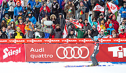 18.01.2014, Casino Arena, Seefeld, AUT, FIS Weltcup Nordische Kombination, Seefeld Triple, Skisprung, im Bild Wilhelm Denifl (AUT) // Wilhelm Denifl (AUT) during Ski Jumping at FIS Nordic Combined World Cup Triple at the Casino Arena in Seefeld, Austria on 2014/01/18. EXPA Pictures © 2014, PhotoCredit: EXPA/ JFK