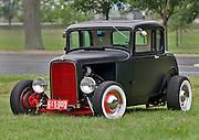 1932 Ford Hot Rod,Keeneland Concours D'Elegance,Lexington,Ky.