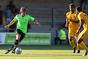 Forest Green Rovers Dayle Grubb(8) runs forward during the Pre-Season Friendly match between Torquay United and Forest Green Rovers at Plainmoor, Torquay, England on 10 July 2018. Picture by Shane Healey.