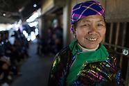 Vietnam Hmong tribe