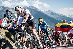 2018 Tour De France Stage 11 Albertville to La Rosière Espace San Bernardo