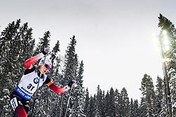 March 8, 2019 - –Stersund, Sweden - 190308 Marte Olsbu Roeiseland of Norway competes in the Women's 7.5 KM sprint during the IBU World Championships Biathlon on March 8, 2019 in Östersund..Photo: Petter Arvidson / BILDBYRÃ…N / kod PA / 92247 (Credit Image: © Petter Arvidson/Bildbyran via ZUMA Press)
