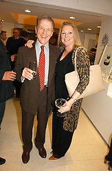 Actor EDWARD FOX and his daughter VISCOUNTESS GORMANSTON at a party to celebrate the 25th anniversary of leading restaurant Le Caprice held at The Serpentine Gallery, London on 3rd October 2006.<br /><br />NON EXCLUSIVE - WORLD RIGHTS