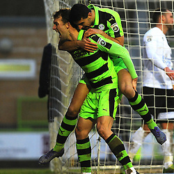 Forest Green Rovers v Boreham Wood