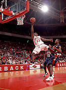 Arkansas Razorback Basketball 2002<br /> ©Wesley Hitt/U of A