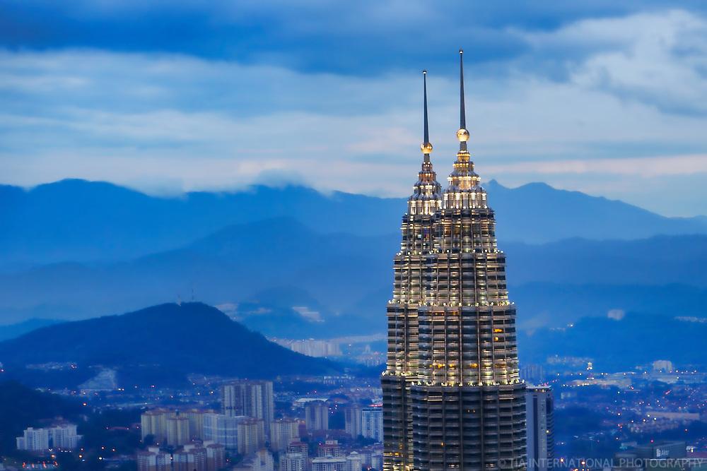 Pinnacles of Petronas