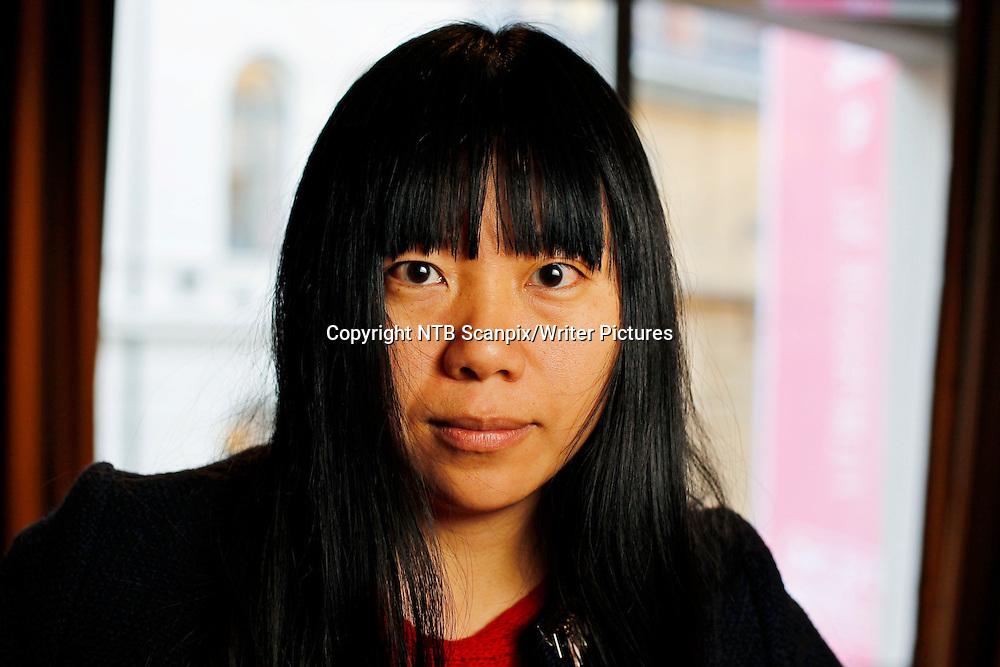 Oslo  20101015. Den kinesiske forfatteren og filmskaperen Xiaolu Guo er p&Acirc; Oslo-bes&macr;k i forbindelse med Film fra s&macr;r-festivalen.<br /> Foto: H&Acirc;kon Mosvold Larsen / Scanpix<br /> <br /> NTB Scanpix/Writer Pictures<br /> <br /> WORLD RIGHTS, DIRECT SALES ONLY, NO AGENCY