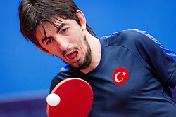 TURKEY (OZTURK Abdullah and TURAN Nesim) during day 5 of 15th EPINT tournament - European Table Tennis Championships for the Disabled 2017, at Arena Tri Lilije, Lasko, Slovenia, on October 2, 2017. Photo by Ziga Zupan / Sportida