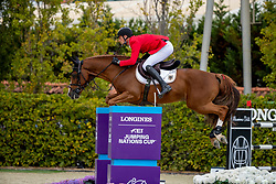 Deusser Daniel, GER, Tobago Z<br /> Longines FEI Jumping Nations Cup Final<br /> Challenge Cup - Barcelona 2019<br /> © Dirk Caremans<br />  06/10/2019