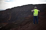 Congonhas_MG, Brasil...Mineracao em Congonhas, Minas Gerais...Mining in Congonhas, Minas Gerais...Foto: JOAO MARCOS ROSA / NITRO