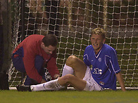 Rangers v Uruguay in Fort lauderdale, Florida during Scottish Premier League  winter shut down. Uruguay are  an American Amateur team<br />