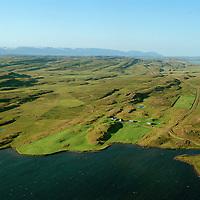 Urriðavatn séð til norðurs, Fljótsdalshérað áður Fellahreppur / Urridavatn viewing north, Fljotsdalsherad former Fellahreppur