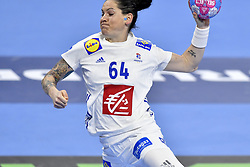 France player Alexandra Lacrabere during the Women's european handball chanmpionship preliminary round, Slovenia vs France. Nancy, Fance -02/12/2018//POLEMILE_01POL20181202NAN028/Credit:POL EMILE / SIPA/SIPA/1812021731