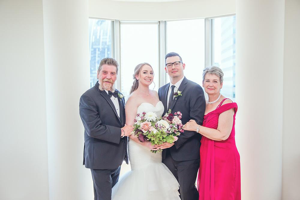Summer Thompson Landry Gallery Wedding