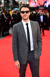 Jack Huston attending the Closing Gala and International premiere of The Irishman, held as part of the BFI London Film Festival 2019, London.