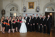 Wedding of Lisa Jordan and Nick Woodfield held at the Anderson House, Society of the Cincinnati in Washington DC