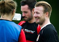 Bristol City Under 21 Manager, Wade Elliott - Photo mandatory by-line: Joe Meredith/JMP - Mobile: 07966 386802 - 01/07/2015 - SPORT - Football - Bristol - Failand Training Ground - Bristol City Pre-Season Training