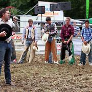 Farmlands Ultimate Te Kuiti Bull Ride 2010