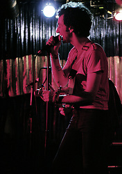 albert hammond jr at spaceland, silver lake