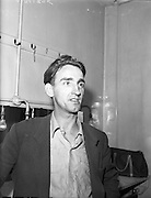 Dominic Behan - Author at Gaiety Theatre - 29/09/1959