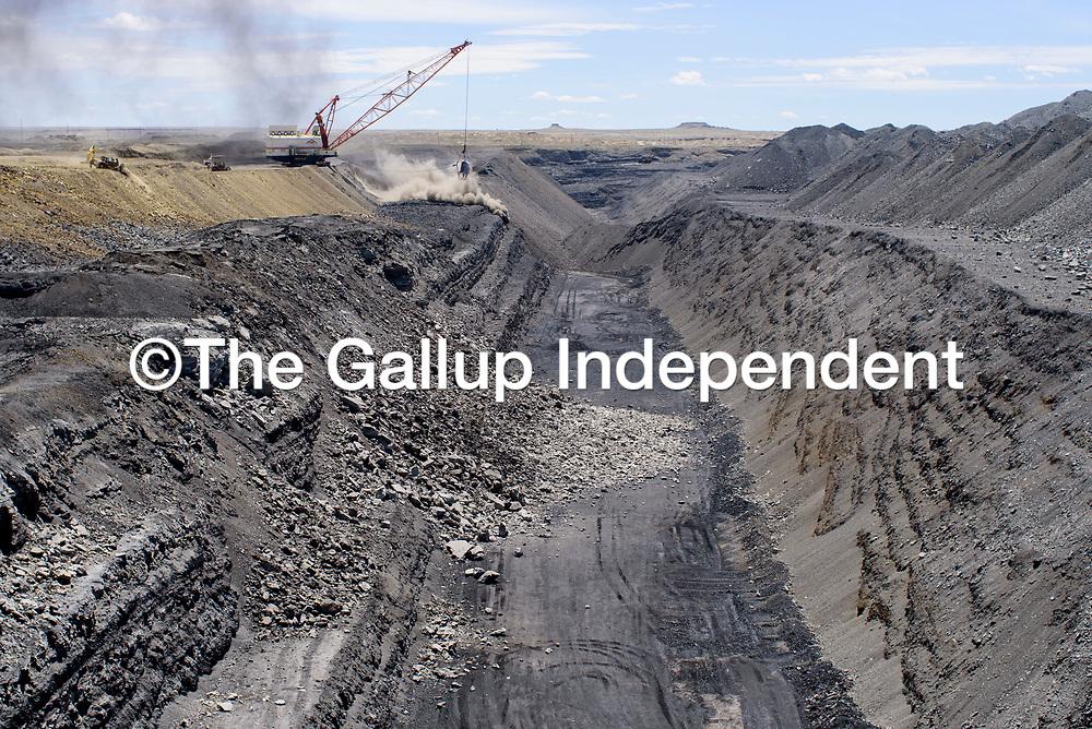 navajo mine tour 042217 gallup independent