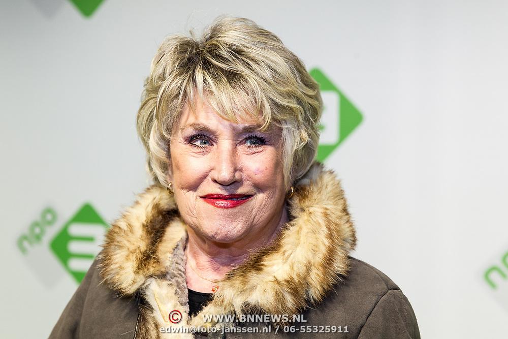 NLD/Hilversum/20180205 - Premiere Telefilms 2018, Jenny Arean